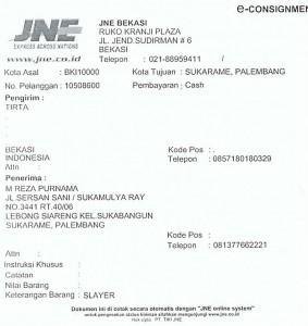 Buff - Sukarame Palembang