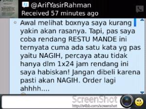 Restu Mande - CEO Super Kuliner Indonesia