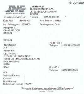 Buff - Kuta Bali