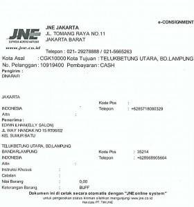 Buff - Telukbetung Bandar Lampung