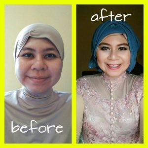 Customer Makeup Muslimah - Matraman