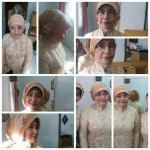 Customer Makeup Muslimah Wardah - Rawasari