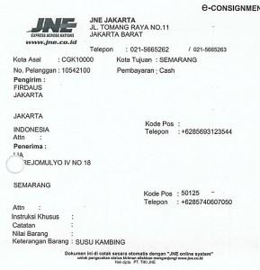 Susu Kambing Etawa - Semarang