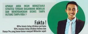 Training bisnis syariah di depok