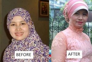 jasa make up dan stylish muslimah di duren tiga jaksel