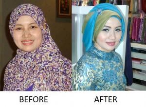 jasa make up muslimah di kelapa gading jakut