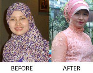 jasa makeup muslimah di caman bekasi