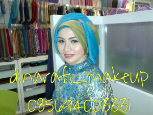 jasa makeup muslimah di ciganjur jaksel