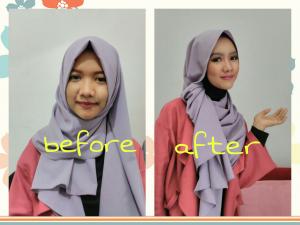 makeup muslimah