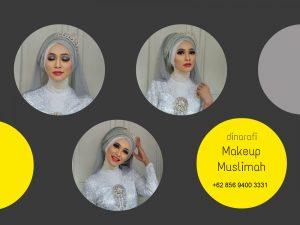jasa makeup muslimah di kramat pela jakarta