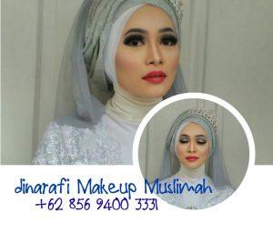 jasa makeup muslimah di cicendo bandung