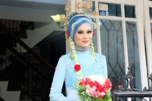 jasa makeup muslimah di cigadung bandung