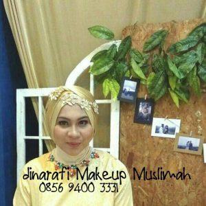 jasa makeup muslimah di pajajaran bandung