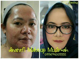 jasa makeup muslimah di bojongsari depok