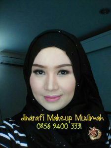 jasa makeup muslimah di candisari semarang