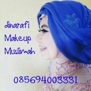 jasa makeup muslimah di cilodong depok