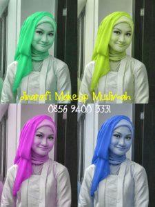 jasa makeup muslimah di nanggewer cibinong
