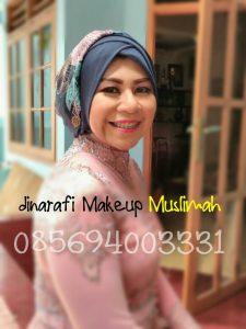 jasa makeup muslimah di pancoran mas depok