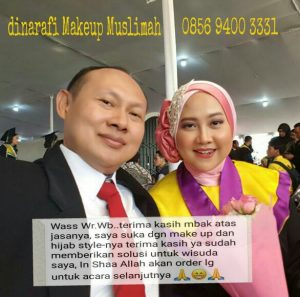 jasa makeup muslimah di pedurungan semarang