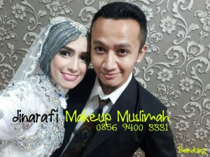 jasa makeup muslimah di sukahati cibinong