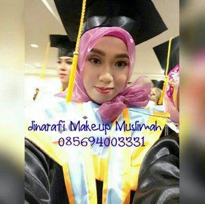 jasa makeup muslimah di wonotingal semarang