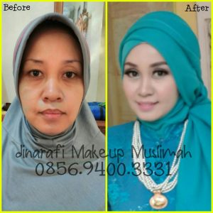 jasa makeup muslimah di kampung rawa jakarta