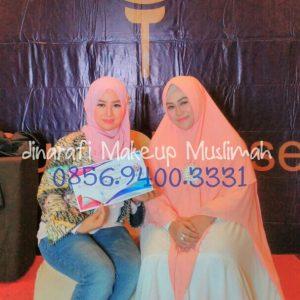 jasa makeup muslimah di gedawang semarang