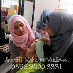 jasa makeup muslimah di pudakpayung semarang