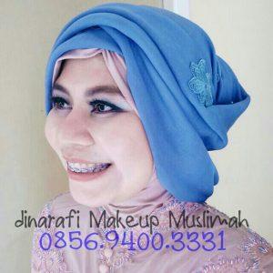 jasa makeup muslimah di radin inten jakarta timur