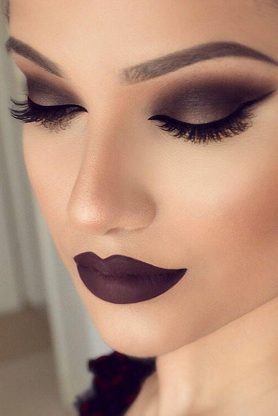 smokey eyes makeup2